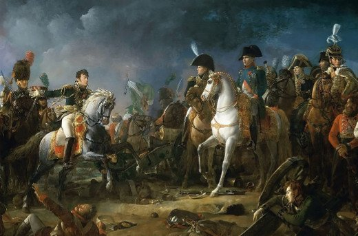 From Neoclassicism to Romanticism - French art in the age of revolution
