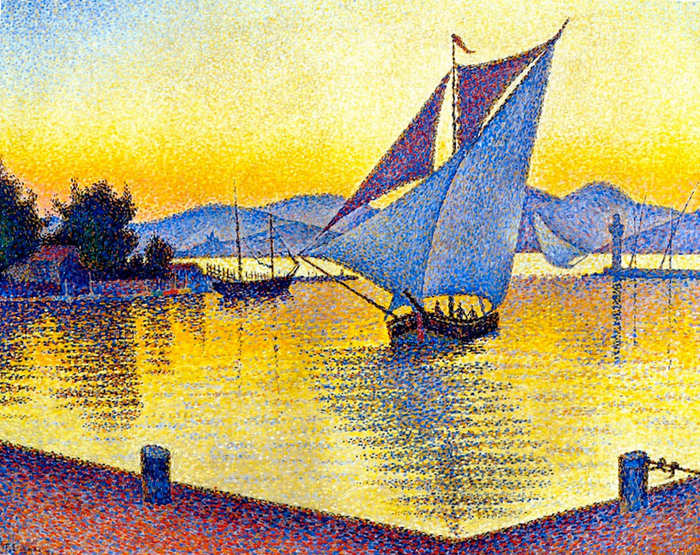 From Pointillism To Cubism French Art In The Belle Epoque