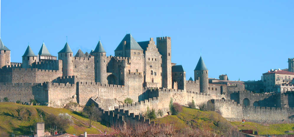 Map Of France Carcassonne.Carcassonne City Guide Essential Visitor Information In English