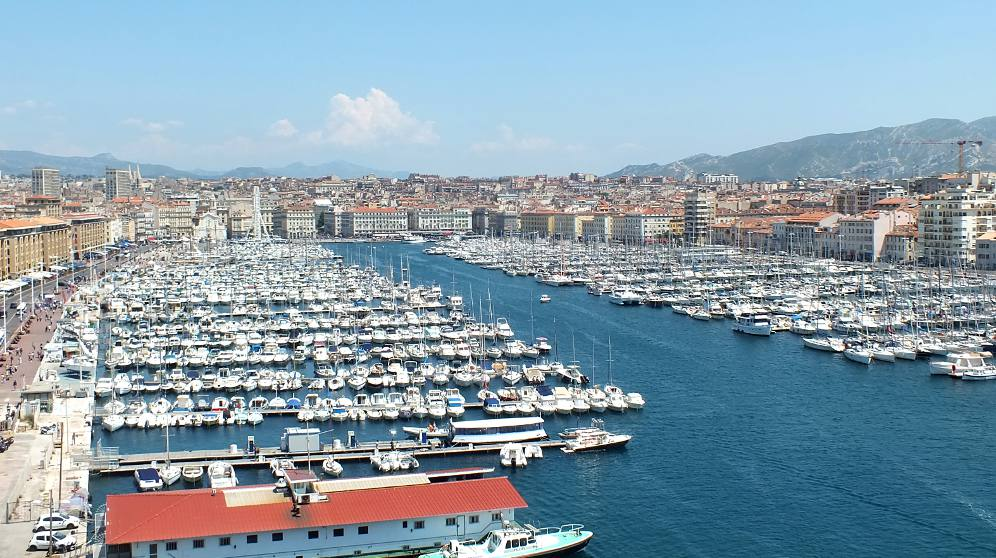 Marseilles Travel And Tourist Information In English