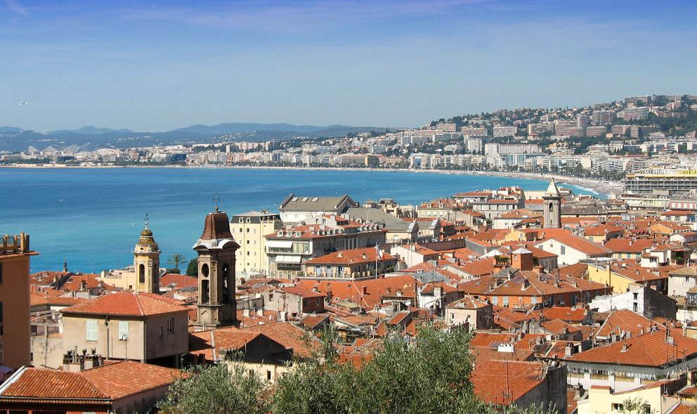 Visiting Nice a short visitor guide to the city – Tourist Map Of Nice France