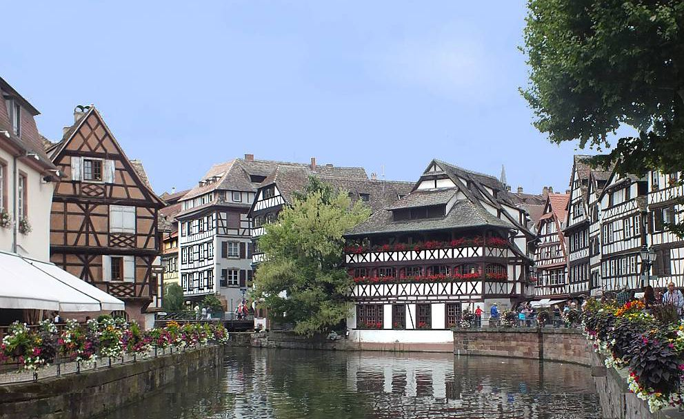 Strasbourg city guide travel and tourist information in English