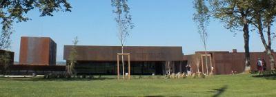 Soulages museum Rodez