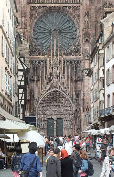 Strasbourg city guide - tourist information in English