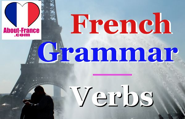 The present tense of French verbs