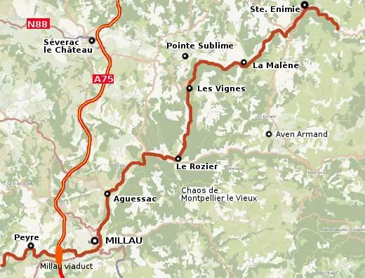 The Gorges du Tarn