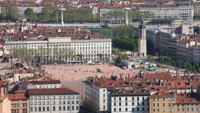 Lyon's Place Bellecour