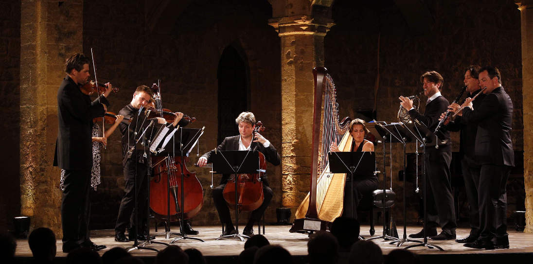 Music festivals in France - classical festivals and other events