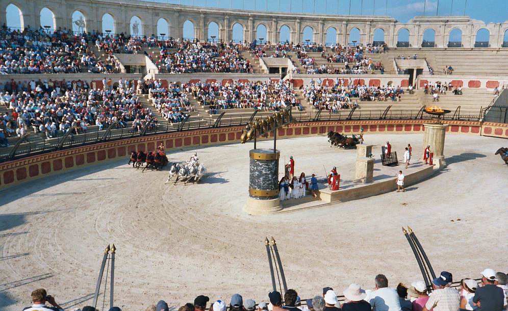 Puy Du Fou Guide And Practical Information