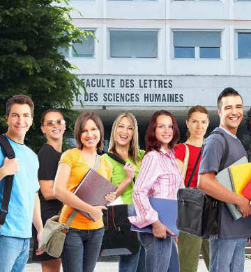 French universities - Higher education in France