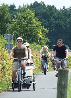 Loire valley cycleway