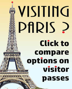 Compare Paris passes