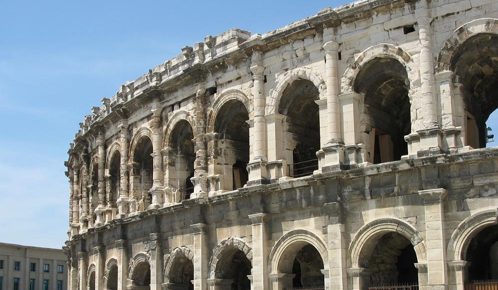 Guide to Nimes travel and tourist information