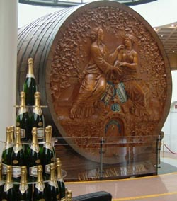 Champagne regional guide and tourist attractions ChampagneArdenne