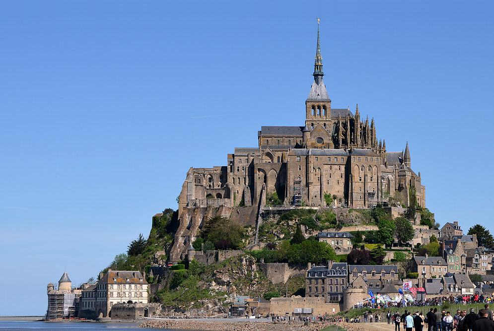 Normandy tourist information and attractions AboutFrance – Paris France Tourist Attractions Map