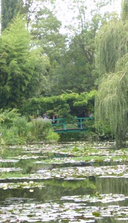 Giverny - Monet's garden