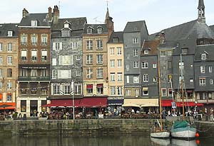 Harbour at Honfleur