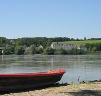 Beside the mighty Loire