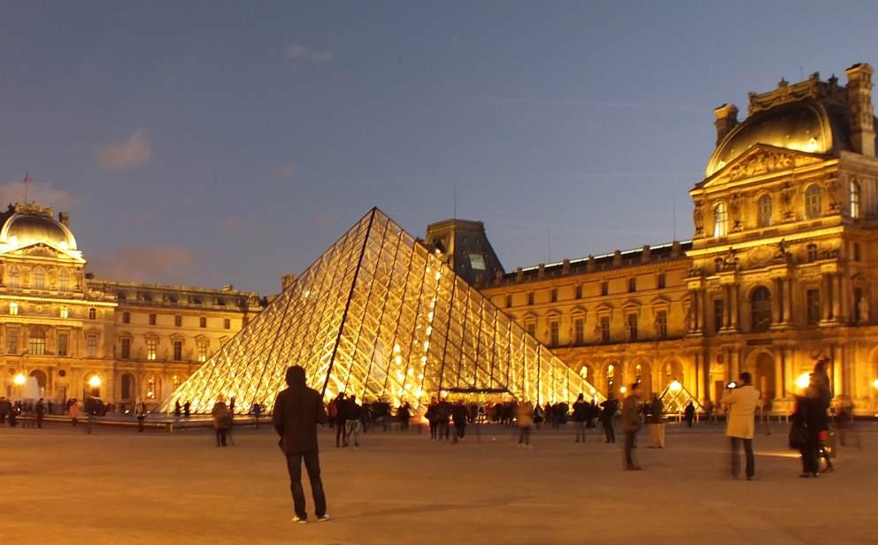 essays on trips to paris