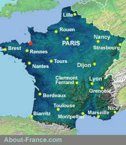 Mont St Michel Map Mont Saint Michel, France. Information and guide
