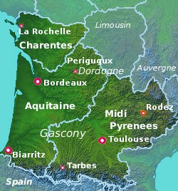 A Short Guide To Southwest France The Atlantic Coast Regions