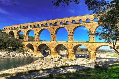 Languedoc regional guide and tourist attractions -southern France