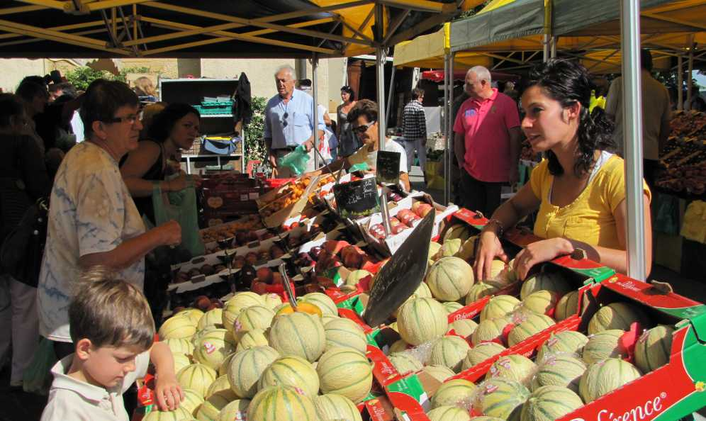 French markets - outdoor markets in France, a thriving tradition