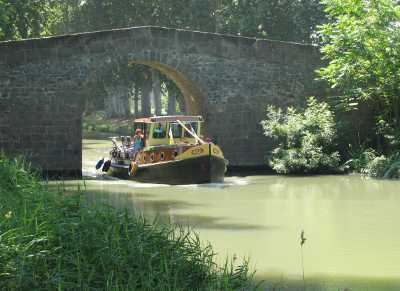 Canal du Midi - world heritage site