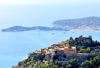 Eze and St. Jean Cap Ferrat