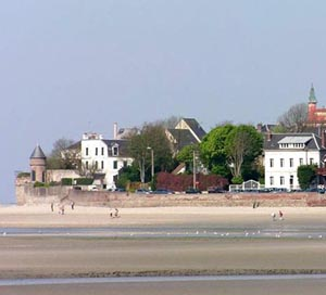 Le Crotoy, on Somme estuary