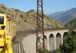 One of the many viaducts