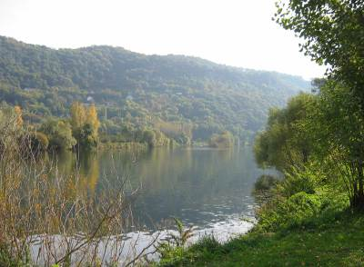 Doubs valley, near Besan�on