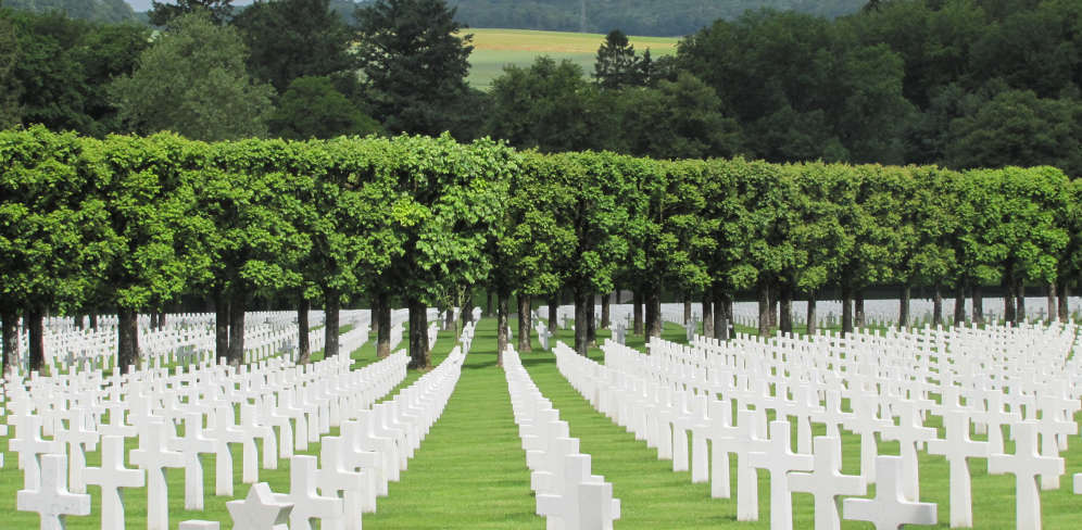 The Great War in France - battlefields sites and monuments