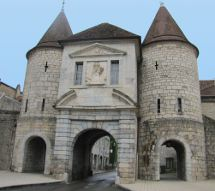 Brouage walled city France