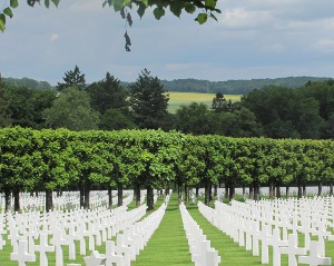 Meuse Argonne American war cemetery