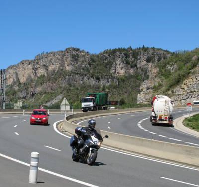Pas De LEscalete On The A75