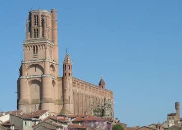 Great medieval cathedrals in France