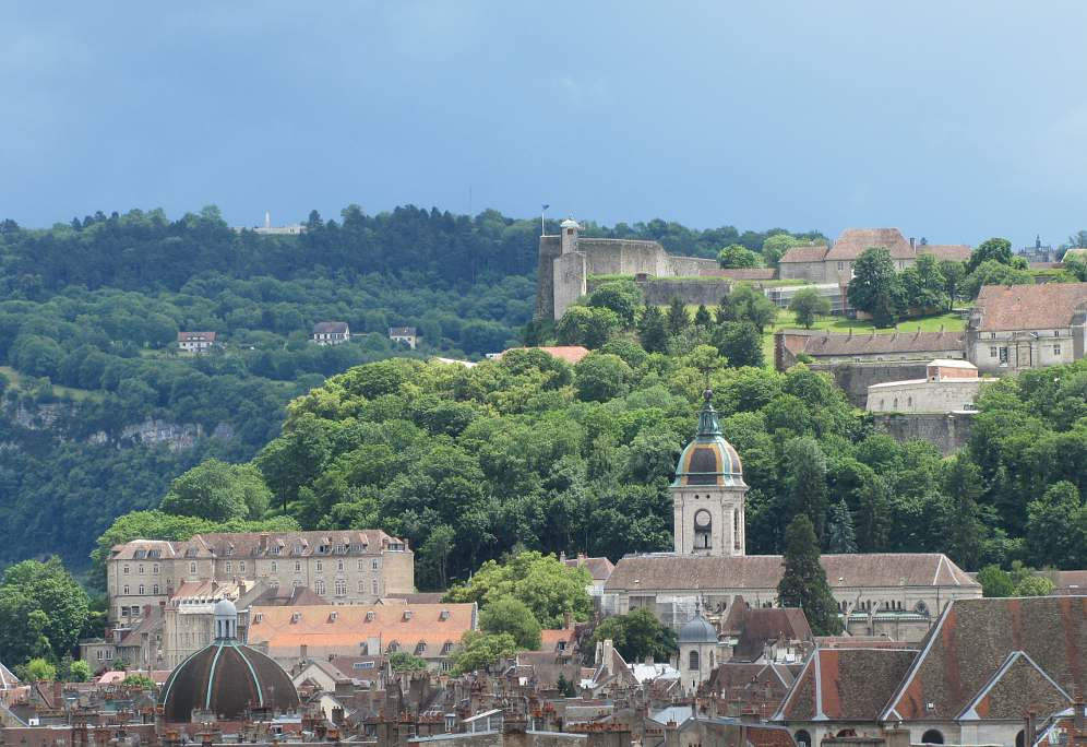 FrancheComt information tourism and sites of interest About