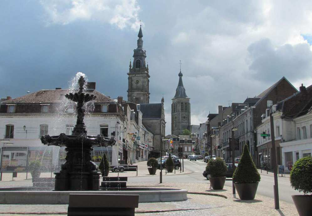 The north of france area guide and attractions for Architecte nord pas de calais
