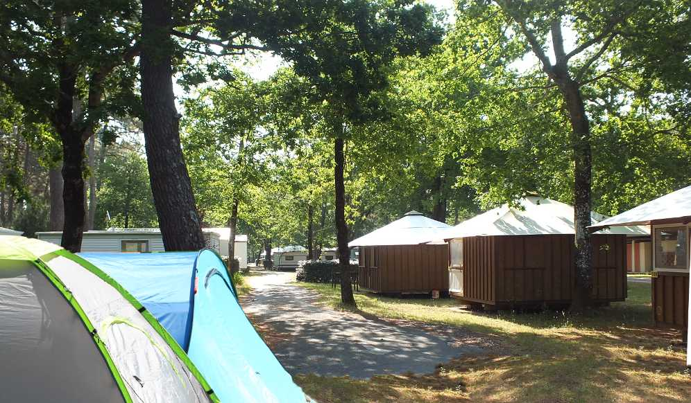 camping in france about france com