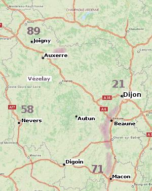 northern rhone map with Burgundy on Wine Regions Cotes Du Rhone together with Paso Robles also Index also Karten as well 4 Animated Relief Maps Europes Famous Wine Regions.