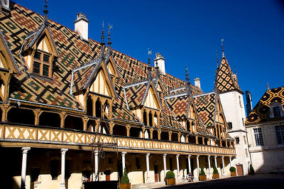 Burgundy Guide And Tourist Attractions About France Com