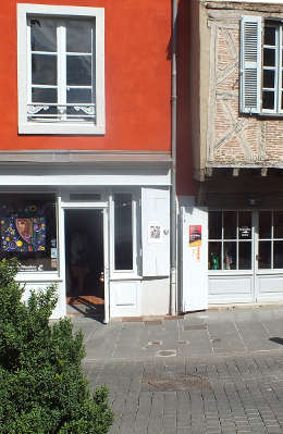 Brioude in Auvergne - Small town France at its best